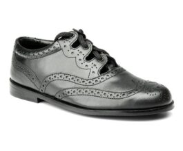 Boys Ghillie Brogue