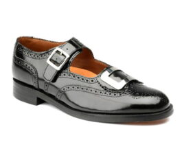Buckle Brogue 1