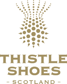 Thistle shoes scotland logo